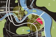 五和城南新天地交通图