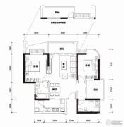 勤诚达22世纪0室0厅0卫0平方米户型图