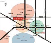 合融清华源交通图