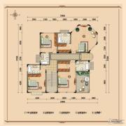 浪琴湾4室0厅4卫174平方米户型图
