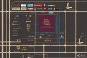 上海金融谷交通图