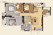 国际金融中心2室2厅1卫96--163平方米户型图