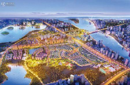 广州挂绿湖碧桂园