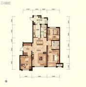 金安向日葵3室2厅2卫0平方米户型图
