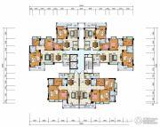 大埔丽水湾4室3厅2卫0平方米户型图