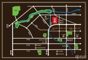 天河悦城交通图