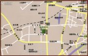 城西香墅交通图