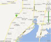 鄂州聚福广场交通图