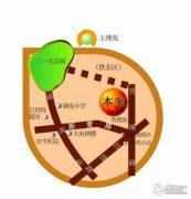 万泰锦绣华城三期交通图