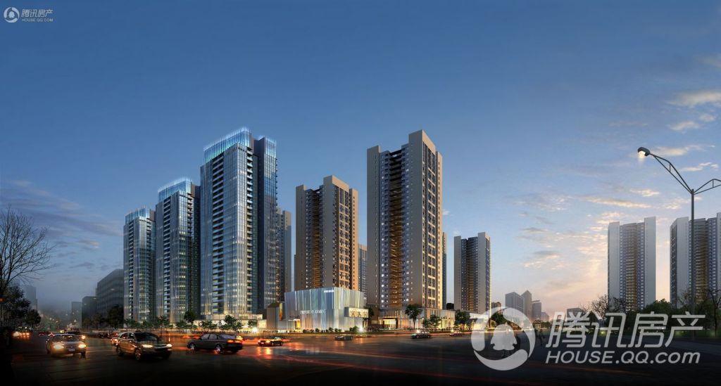 贵阳万科城项目--城市万象