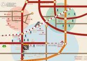 中都新世界交通图