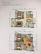 悦澜山0室0厅0卫142平方米户型图