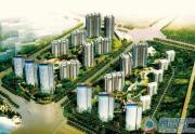 新华联运河湾外景图