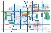 高铁居然之家交通图