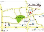 中国铁建云景山语城交通图