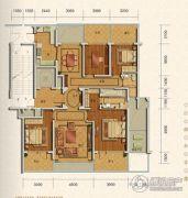 绿城・玫瑰园4室2厅2卫175--235平方米户型图