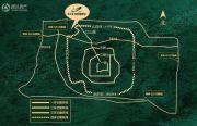 碧桂园思念翡翠城规划图