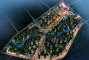帝谷・公园城规划图