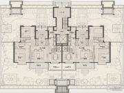 无锡孔雀城4室2厅2卫202平方米户型图