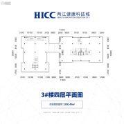 两江健康科技城1930平方米户型图