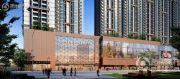 咸阳国际财富中心外景图