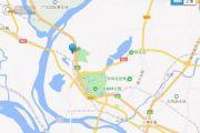 恒大・郦湖城交通图