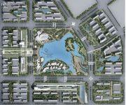 正弘中央公园规划图