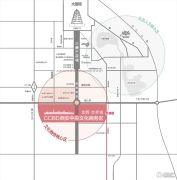 金辉世界城交通图