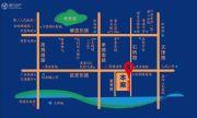 金吉・��冠苑交通图