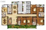 守拙园6室3厅5卫385平方米户型图