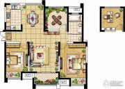绿洲天逸城0室0厅0卫116平方米户型图