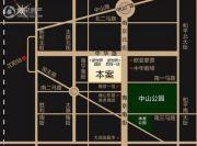 新世界名汇交通图