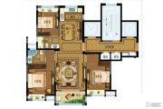 湖山香颂湾3室3厅3卫0平方米户型图