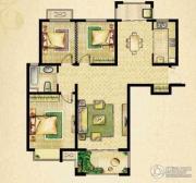 海门中南世纪城3室2厅1卫0平方米户型图