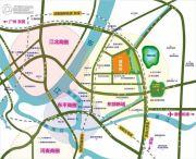 一城悦府交通图