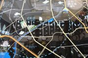 大观首府交通图