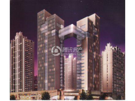 恒宇东城国际效果图