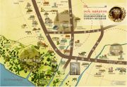 山水壹号交通图
