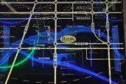 绿地城交通图