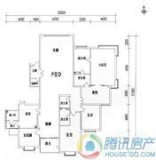合生・霄云路8号3室2厅3卫0平方米户型图