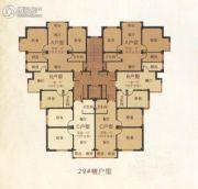 东亿・瑞馨佳园0平方米户型图
