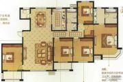 紫薇壹�5室2厅2卫0平方米户型图