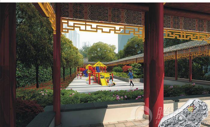 大上海商贸城效果图2014.11.10