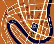 金域中央华府交通图