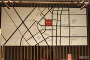 红博西城红场天街交通图