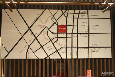 红博西城红场天街