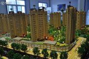 丰沃悦湖城沙盘图