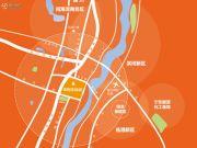 中阿文化城交通图