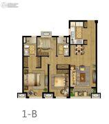 钰龙旭辉半岛3室2厅2卫0平方米户型图