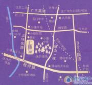 上林苑交通图